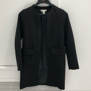 H&M Buttonless Pea Jacket